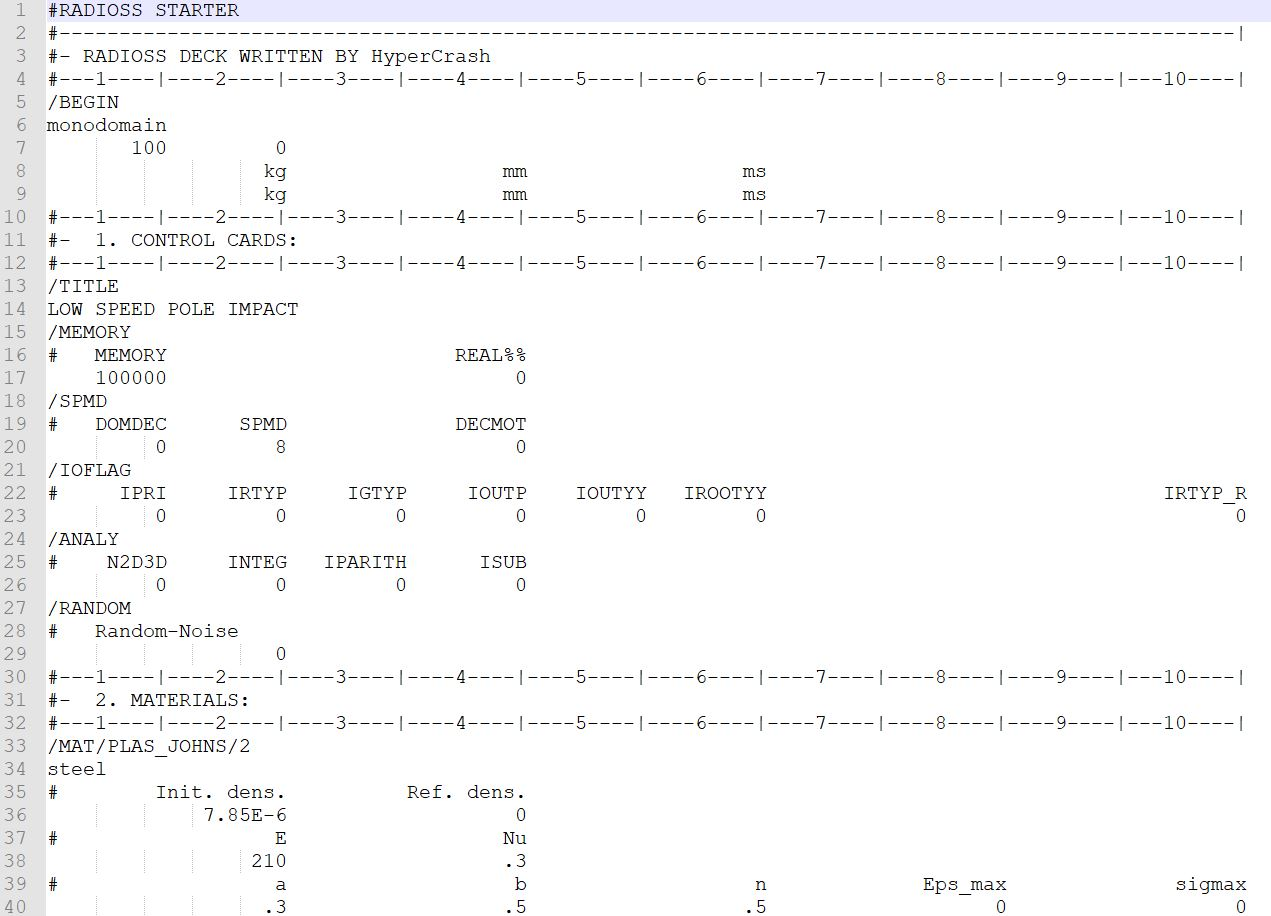 RadiossGUI-1 客製化程式開發 HyperWorks 專業代理 瑞其科技